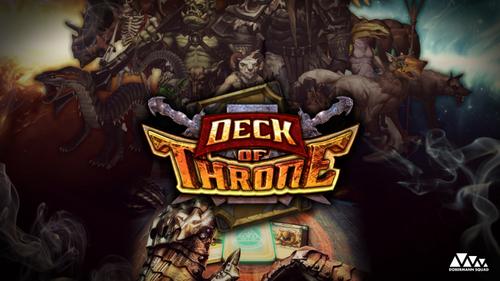 Deck Of Throne Ver.Beta (덱 오브 쓰론 : 베타버전)