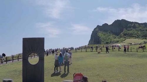 AllVR 제주 성산 일출봉 VR