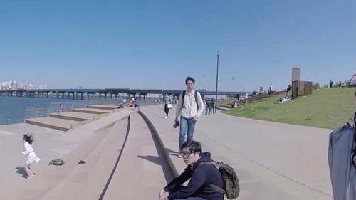 AllVR 여의도 한강 공원 VR