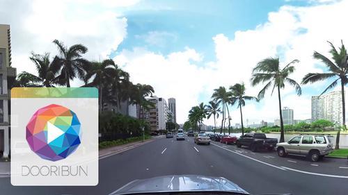 [DOORIBUN] 360VR HEALING CONTENTS '하와이, 그곳에 머물다 1편'