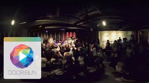 [DOORIBUN] 360VR MUSIC CONTENTS '갤럭시 익스프레스 공연'