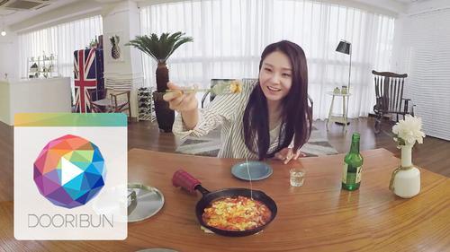 [DOORIBUN] 360VR DRAMA CONTENTS '내 여자친구의 레시피 - 치즈 불닭 편'