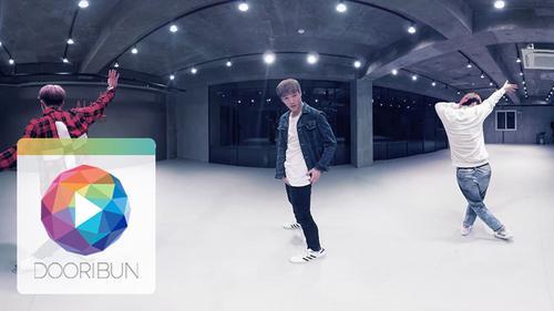[DOORIBUN] 360VR DANCE CONTENTS 'Alive Dance - 3D Color'